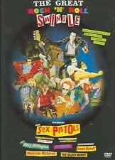 Great Rock N Roll Swindle 0826663001792 With Paul Cook DVD Region 1
