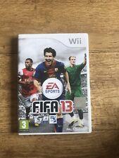 FIFA 13 (Nintendo Wii, 2012)
