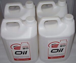 Edwards Vacuum Pump Ultra Grade 20 Oil (4 x 4 litres)