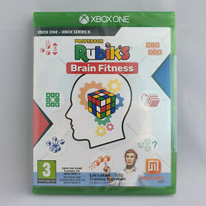 Xbox One / Series X - Professor Rubik's Brain Fitness NEW SEALED
