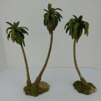 Dept 56 Little Town of Bethlehem Palm Tree's #52820 Never Displayed