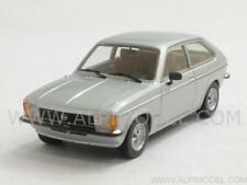 Opel Kadett C City 1978 Silver 1:43 MINICHAMPS 400048160