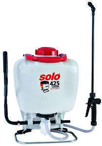 Solo Comfort 425 Knapsack Backpack Garden Pressure Sprayer 15 Litre