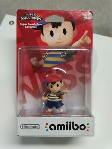 Ness amiibo Nintendo