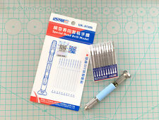 Modelling Hand Drill Set with Drill Bits