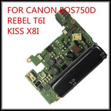 Canon EOS Rebel T6i (EOS 750D / Kiss X8i) DC/DC Power / Flash Board PCB Assembly