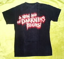2010 Halloween Horror Nights HHNXX 20 years of FEAR T-Shirt Size Small Universal