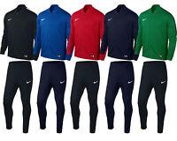 Nike Boys Tracksuit Kids Junior Football Sports Full Tracksuits Bottoms Top