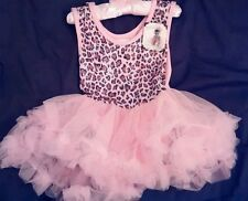 baby ballerina girl Tutu Dress Princess Expressions Size 12-24mo new with tags