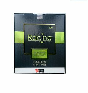 Racine hair Lotion, 60ml for hair fall and baldness BEST RESULT
