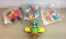 McDonald's Muppet Babies Happy Meal Piggy Kermit 8 Pieces complete 1990 3 sealed