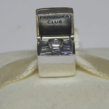 New Authentic Pandora Charm 2014 Limited Edition Club 791188D Bead Box Included