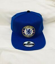 Chelsea FC Snapback Hat Adjustable Size Fits All Brand New