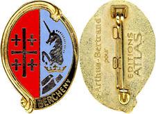 1° Régiment de Hussards Para, BERCHENY,Arthus Bertrand pour Editions Atlas(7312)