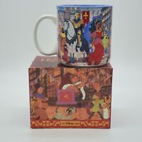 "The Disney Store's ""The Hunchback of Notre Dame"" Coffee Mug w/Original Box"