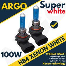 9006 Hb4 100w Xenon Hid Super Bright White Headlight fog Bulbs High power 12v