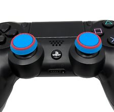 2 x ExtremeGripPro® Thumb Stick Cover Grip Caps For Sony PS4 + PS3 Controller