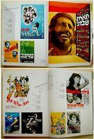 Israel FILM Hebrew EXTENSIVE CATALOGUE Book 600 MOVIE POSTER Jewish BOOK Judaica
