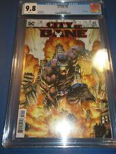 Batman #82 Finch Cover CGC 9.8 NM/M Gorgeous Gem Wow