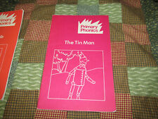 Replacement Reading Home School book Primary Phonics from Set 1 The Tin Man