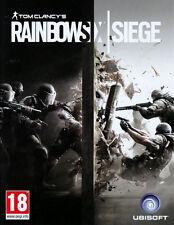 [Versione Digitale UPLAY] PC Tom Clancy's Rainbow Six Siege in Italiano *Key*