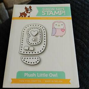 Simon Says Stamp Plush Little Owl