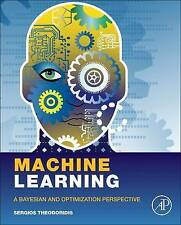 NEW Machine Learning: A Bayesian and Optimization Perspective (Net Developers)
