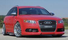 Rieger Spoileransatz Lippe Spoiler Front passend für Audi A4 B7 S-Line 00055232