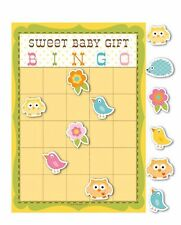 Happi Tree Baby Shower Game Cards And Stickers For up to 10 Guests