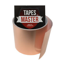 "Copper Foil Tape - 3"" X 10ft -  EMI Conductive Adhesive / Ship from USA"