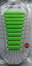 Silicone Shoelaces Neon Green