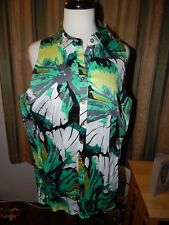 NWT  New York & Company Top  Size XL