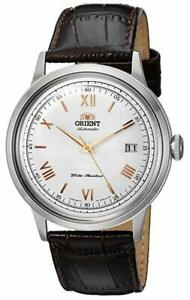 Orient Men's 2nd Gen. Bambino Automatic Stainless Steel Watch - FAC00008W0 NEW