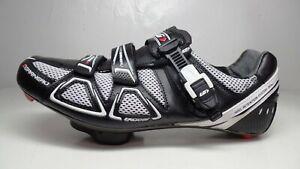 LOUIS GARNEAU ERGO AIR CARBON X VENT CYCLING SHOES/ MEN'S Size 12.5