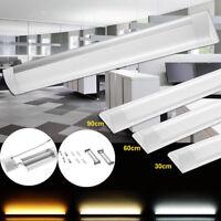 1FT- 4FT 30cm-120cm LED Batten Tube Lights Slim Ceiling Lamp US STOCK Shop Light