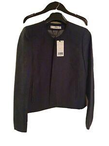 Mango SUIT COLLECTION Ladies Jacket Chaqueta Tulun Uk Size L Bnwt