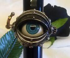 Alchemy Anillo-autómata 's Eye-UK Tamaño T-Rosenstein Steampunk Joyería
