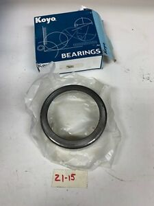 Koyo HM807010-N bearing cup, New With Box Fast Shipping!