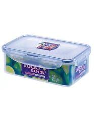 LOCK & Lock cibo STORAGE CONTENITORE RETTANGOLARE 1 L 100% dell'aria & Liquid Tight-Hpl817