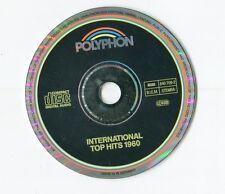 Specialmente Cd-sampler Top-Hits 1960-Polygram West Germany-Frankie Avalon Lolita