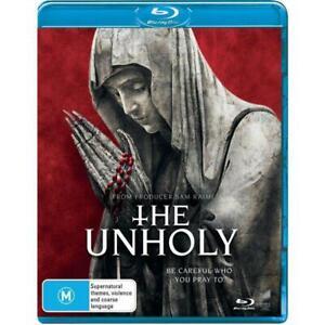 The Unholy Blu-Ray **Region Free**