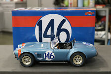 GMP Diecast 1964 Shelby Cobra Brand and Gurney #146 1:12 Scale Replica 12801