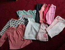 Girls 6/9 mths bundle Next/Disney 11 items
