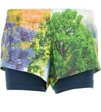 Adidas Stella Mccartney Nature Print 2in1 Shorts Size UK S BNWT