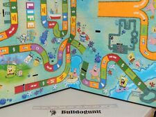 2005 Game of Life Spongebob Squarepants Edition Replacement Game Board Only