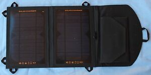 Brand New 7W Portable Solar Panel Pack / Mobile Charger