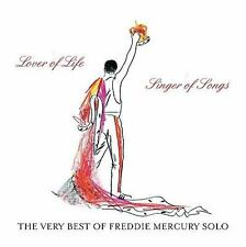 Freddie Mercury : Lover Of Life, Singer Of Songs: The Very CD