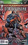 Flashpoint: Deathstroke '11 1-3 Complete Run VF U2