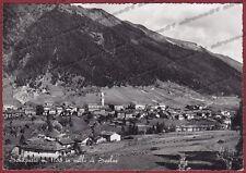 BERGAMO SCHILPARIO 23 VAL di SCALVE Cartolina FOTOGRAFICA viaggiata 1958
