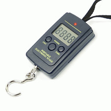 New Digital LCD  Luggage Weighing Scale 20g-40kg Hand Pocket Fishing